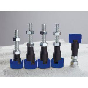 Stellfüße universal für Kunststoff-Duschwannen