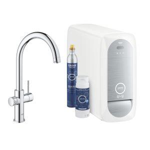 Grohe Blue Home C - Auslauf Starter Kit Küchenarmatur