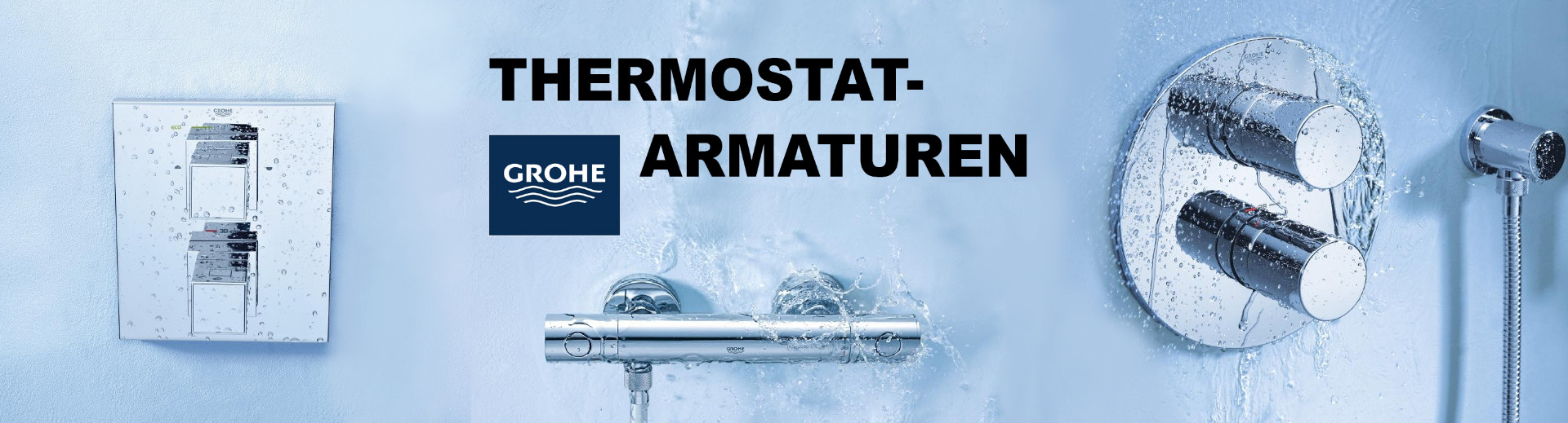 Grohe Thermostate